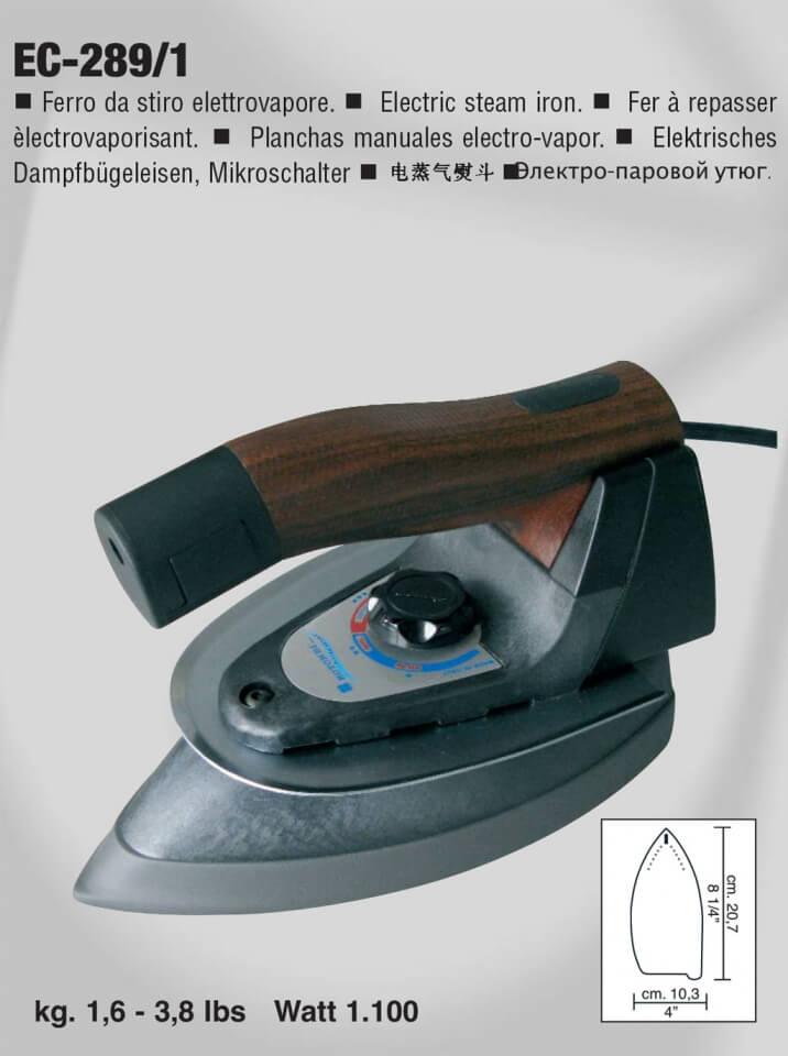 ferro da stiro ec-289-1