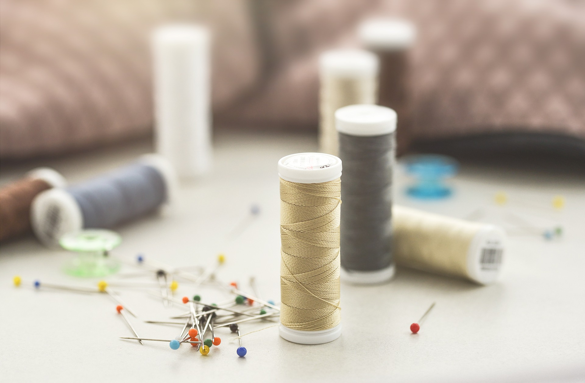Qual è la differenza tra una tagliacuci e una macchina da cucire?