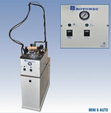 generatore di vapore mini 6